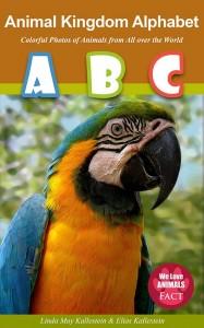 Animal Kingdom Alphabet Cover