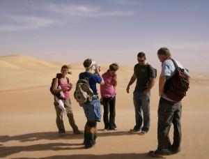 Sahara Desert in Mauritania
