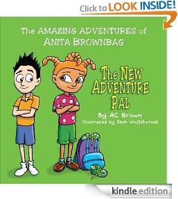 Anita Brownbag The New Adventure Pal Book Cover