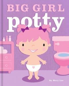 Big Girl Potty Book