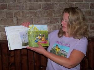 Jannifer Powelson Reading