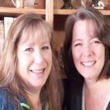 Toni Burns and Lisa Fender